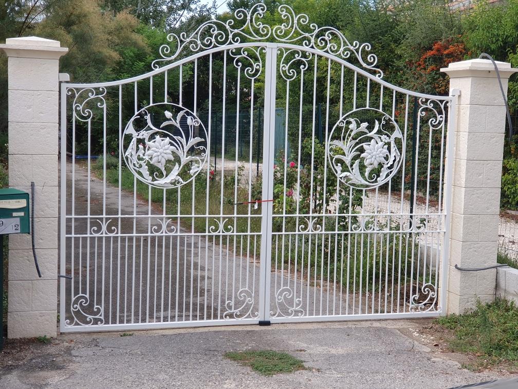 devis portail motorisé L'Arbresle