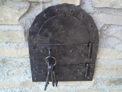 Photographie d'une décoration en fer forgé d'un client