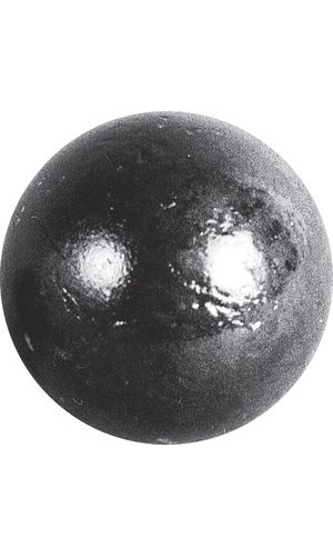 Boule Ø10 pleine