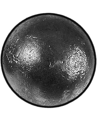 Boule creuse d'un diamètre de 40mm et d'épaisseur 3mm.