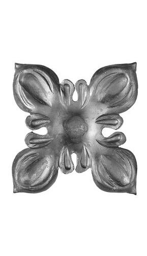 Décor fleur 110x110