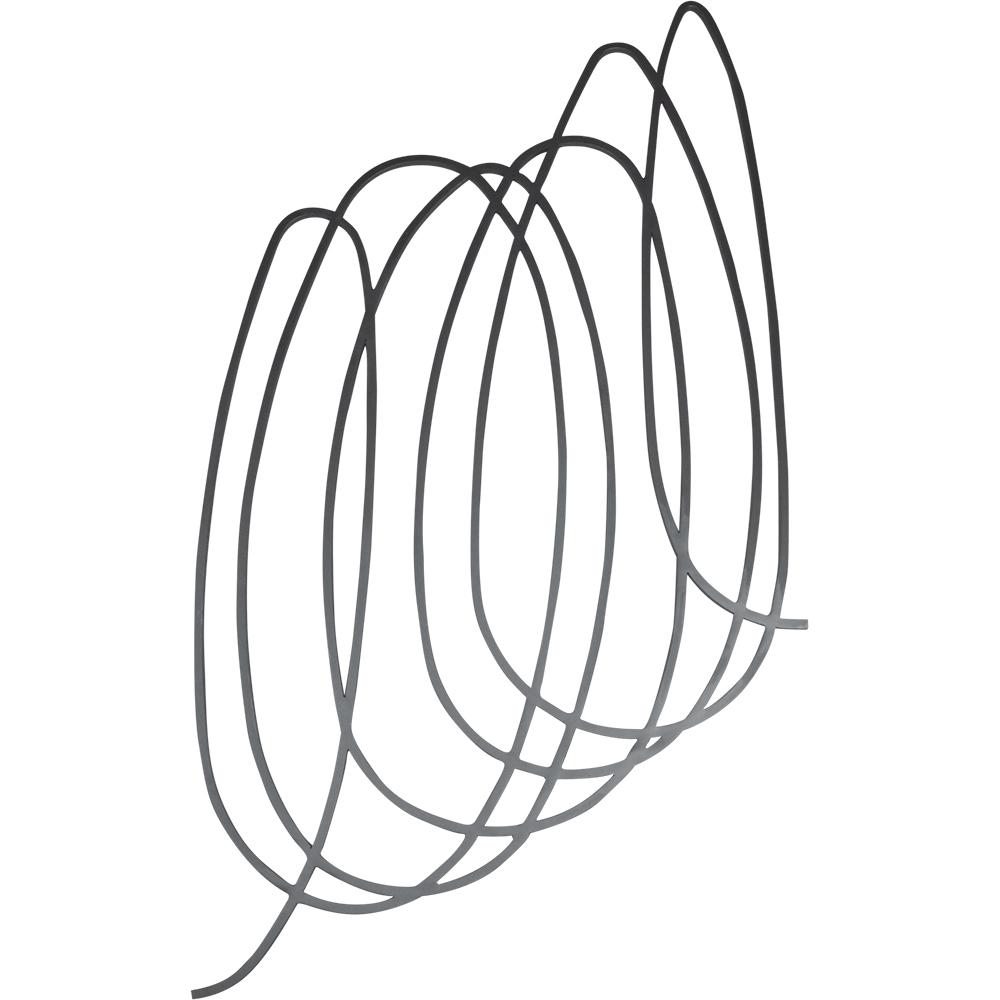 Panneau rampant design carré de 12
