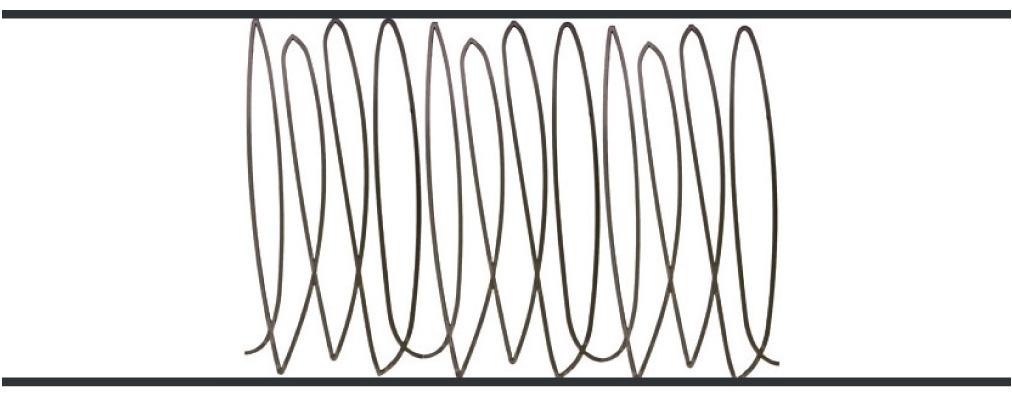 Panneau design carré de 12