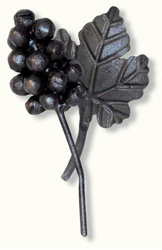 Décor raisin 140x110
