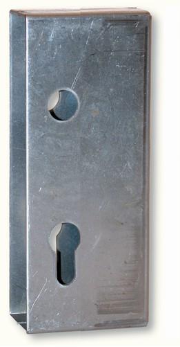 Boitier pour serrure 40x40