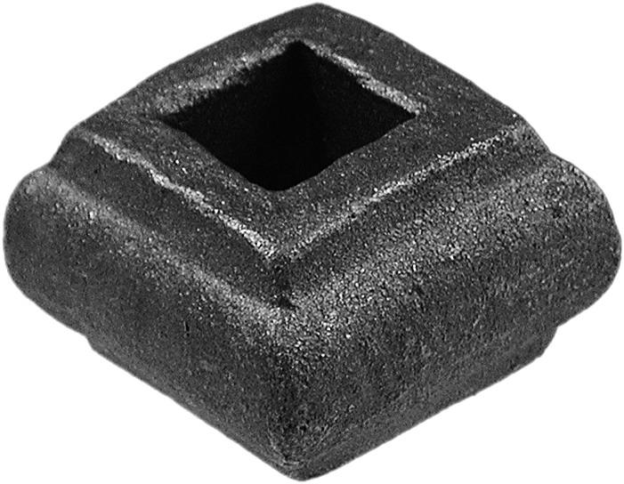 Garniture pour barreaux carré de 12,5