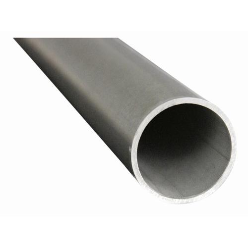 Tube inox brossé Ø48,3, 3M