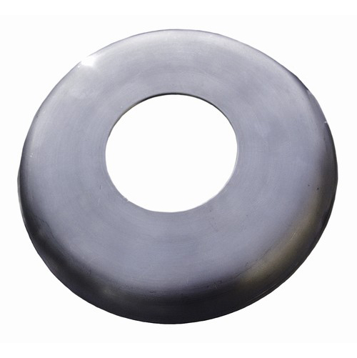 Cache platine pour tube Ø48,3