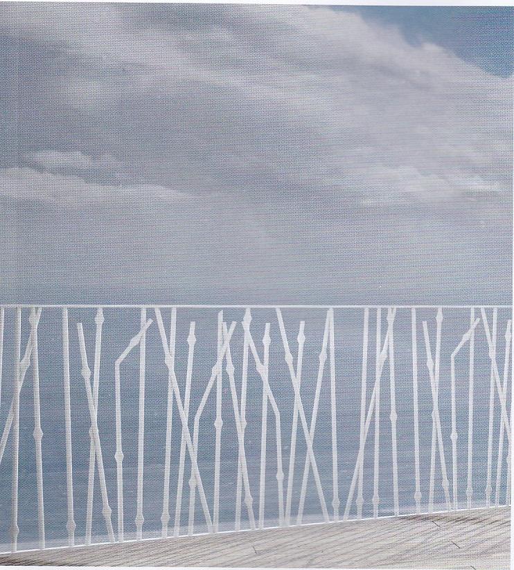 Panneau design Cannes  1000X1000