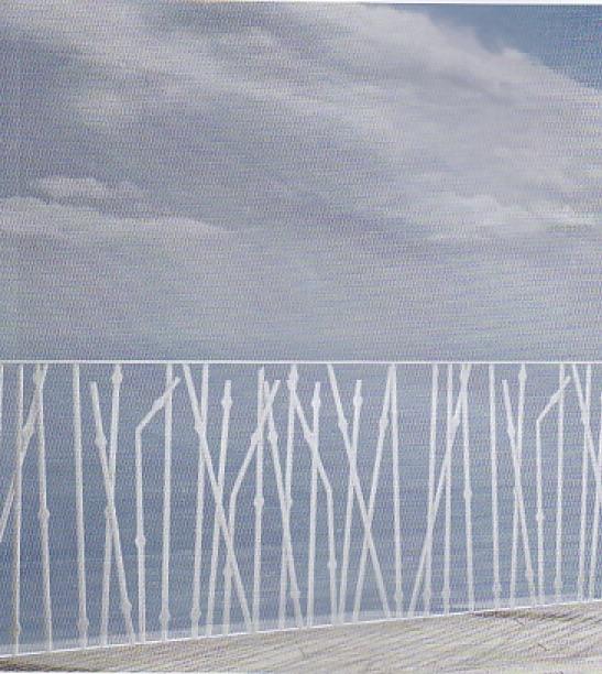 Panneau design Cannes Rampant  1000X1000