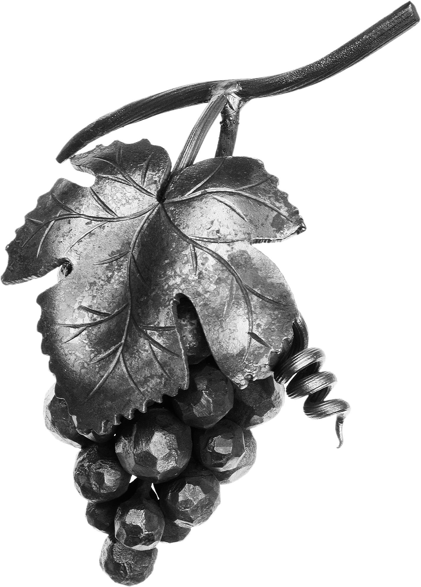 Décor raisin 275x180