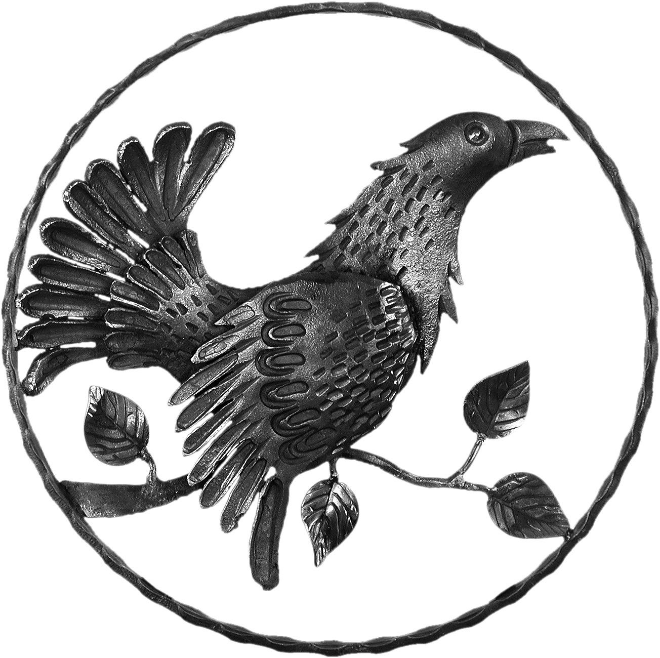 Oiseau En Fer Forg Chez D Co Fer Forg
