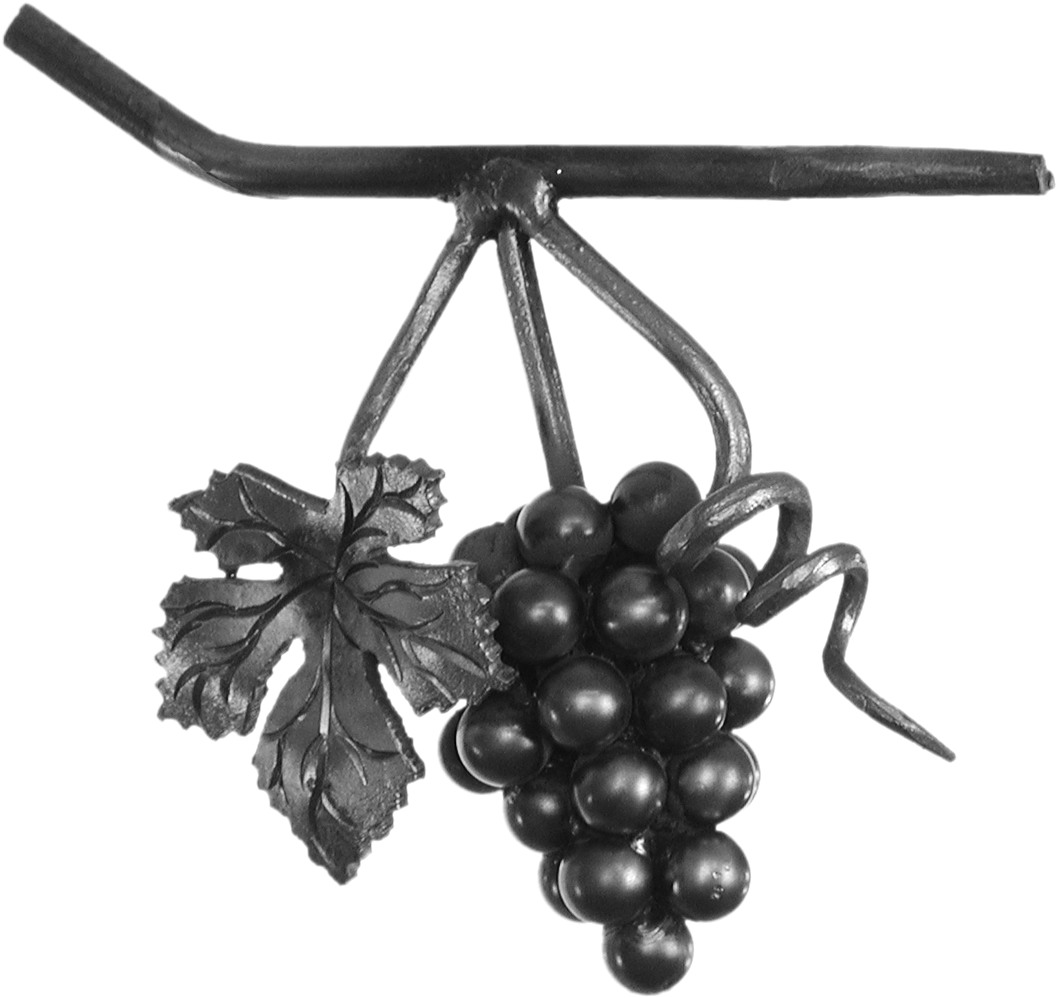 Décor raisin 160x160