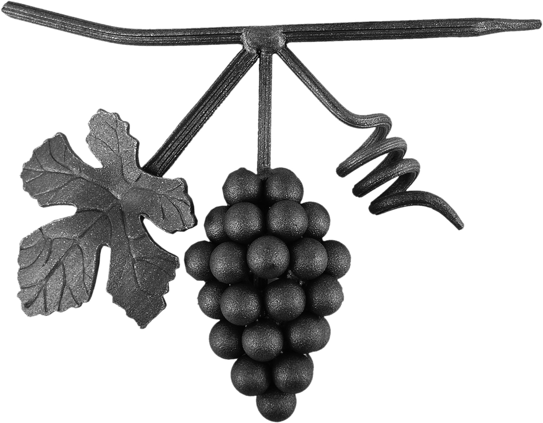Décor raisin 150x120