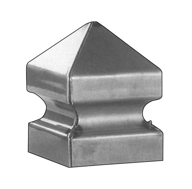 Couvre poteau  60x60