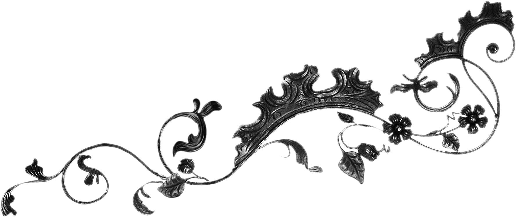 Dessus de portails 360x1400 - Gauche
