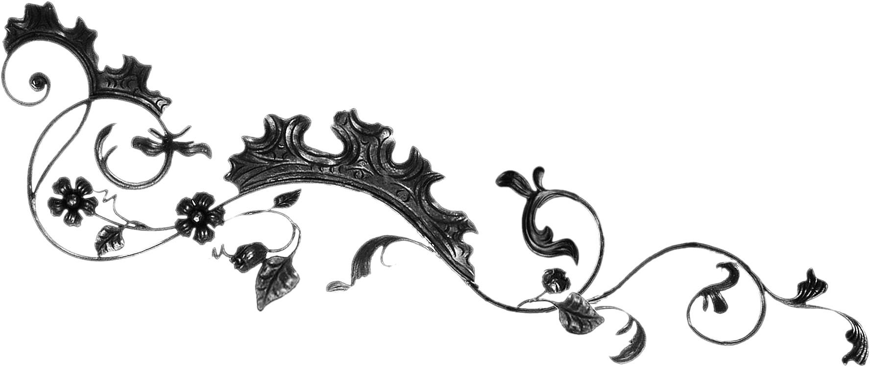 Dessus de portails 360x1400 - Droite