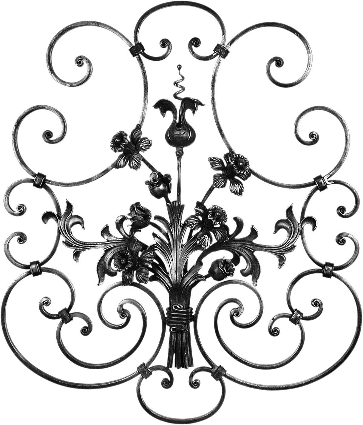Panneaux floral 730x620