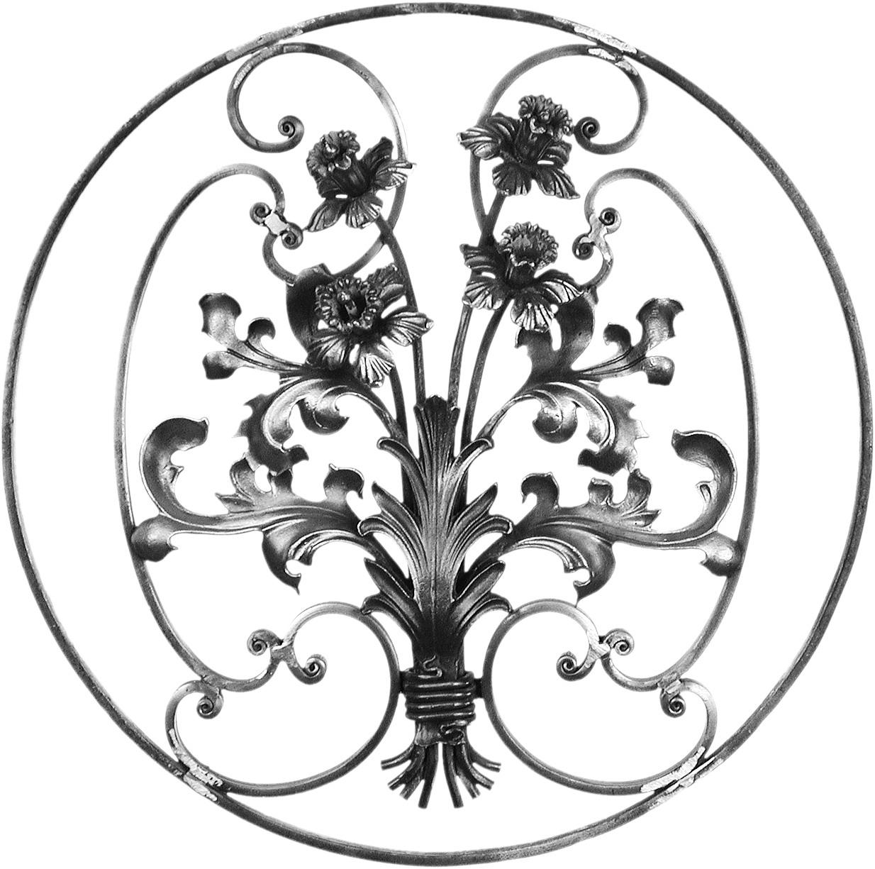 Panneaux floral Ø560