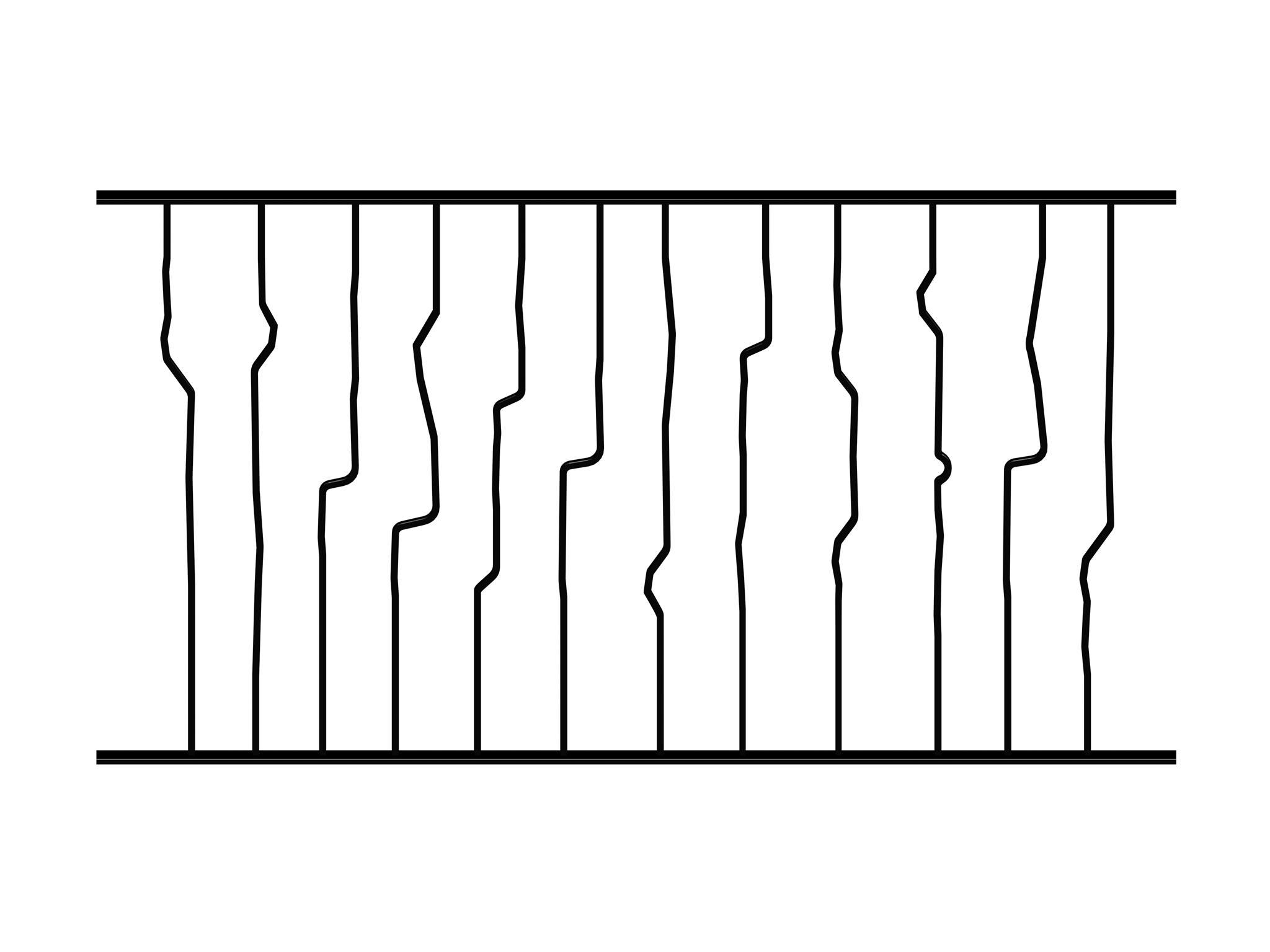 Panneau design carre 1000X1000