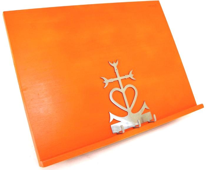 Support pour clés modèle Croix de Camargue