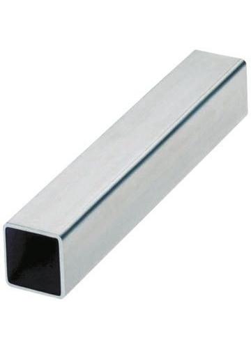 Tube inox carré 30 x 30 x 2 mm 3M 304L