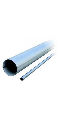 Tube inox Ø26,9 x2 mm 3M 304L