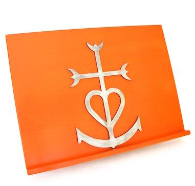 Croix de camargue en fer
