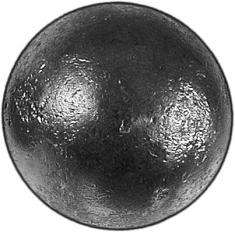 Boule diamètre 30 pleine