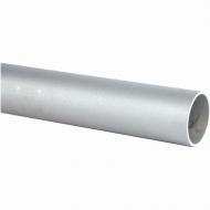 Tube Fût alu lisse  H3000 - Ø100 -ép. 10 mm
