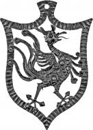 Décor médiéval gauche