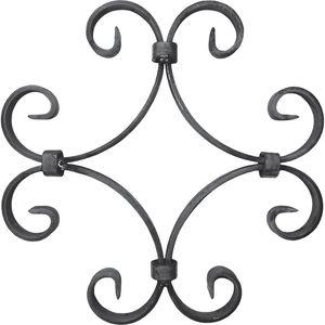 Volutes symétriques 230X230