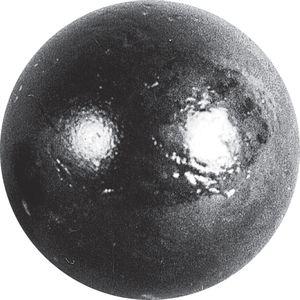 Boule Ø20 pleine