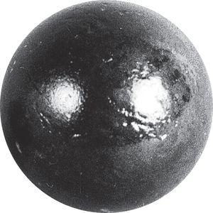 Boule Ø25 pleine