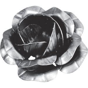 Décor fleur 85x85