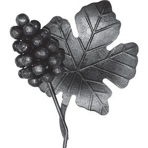 Décor raisin 180x140