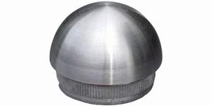 Finition boule pour tube Ø48,3