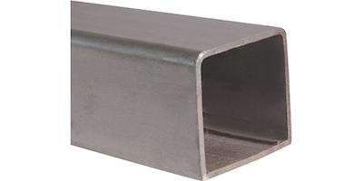 Tube [40] ép 2mm- GR320 - L 3000