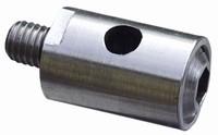 Connecteur pour câble Ø4