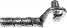 Poignée gauche pour porte ou portail 170X90