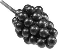 Décor raisin 100x40
