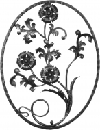 Panneaux floral 660x510
