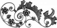 Dessus de portails 285x600 - Droite
