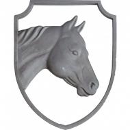 Décor Tête de cheval