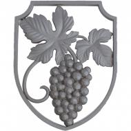 Décor Grappe de raisin