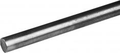 Poteau H1200mm en rond plein 20 mm