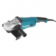 Lot de 2 meuleuses MAKITA 125mm + 230mm