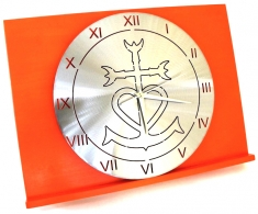 Pendule croix de camargue